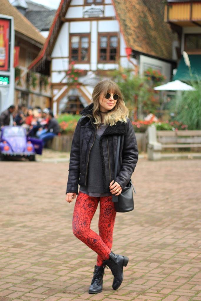 Mirella shearling jacket Campos 1