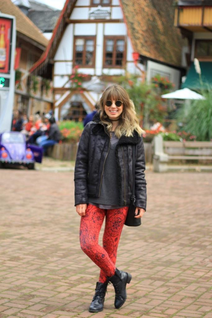 Mirella shearling jacket Campos 2