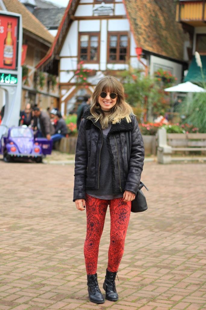Mirella shearling jacket Campos 3