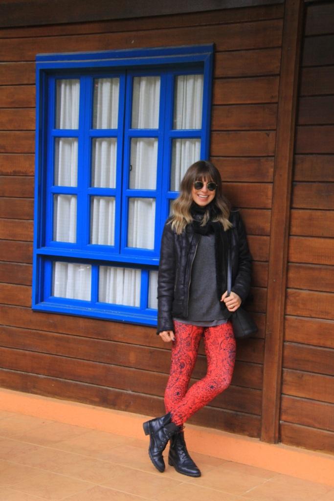 Mirella shearling jacket Campos 5