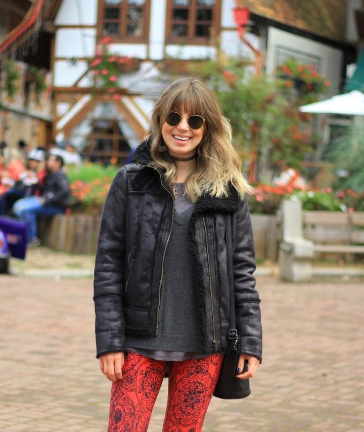 Mirella shearling jacket Campos 6