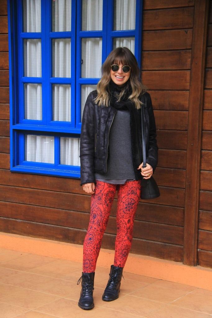 Mirella shearling jacket Campos 7