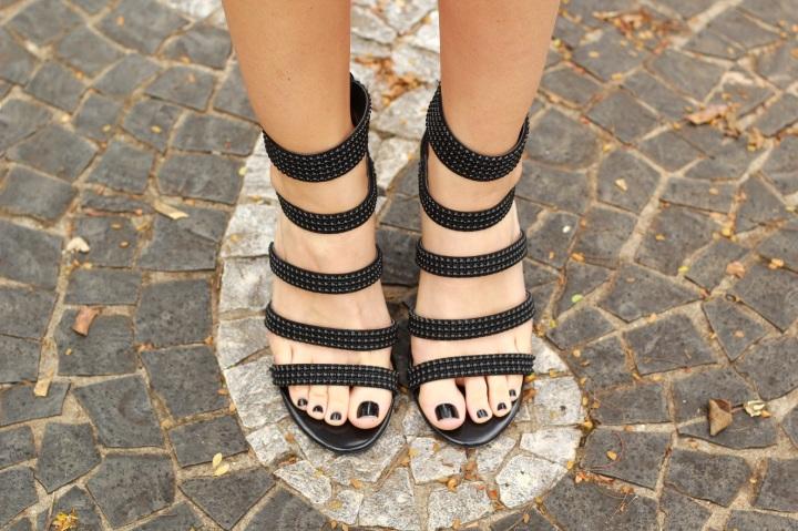 Mirella sandália tiras Ateliermix Bauru 1