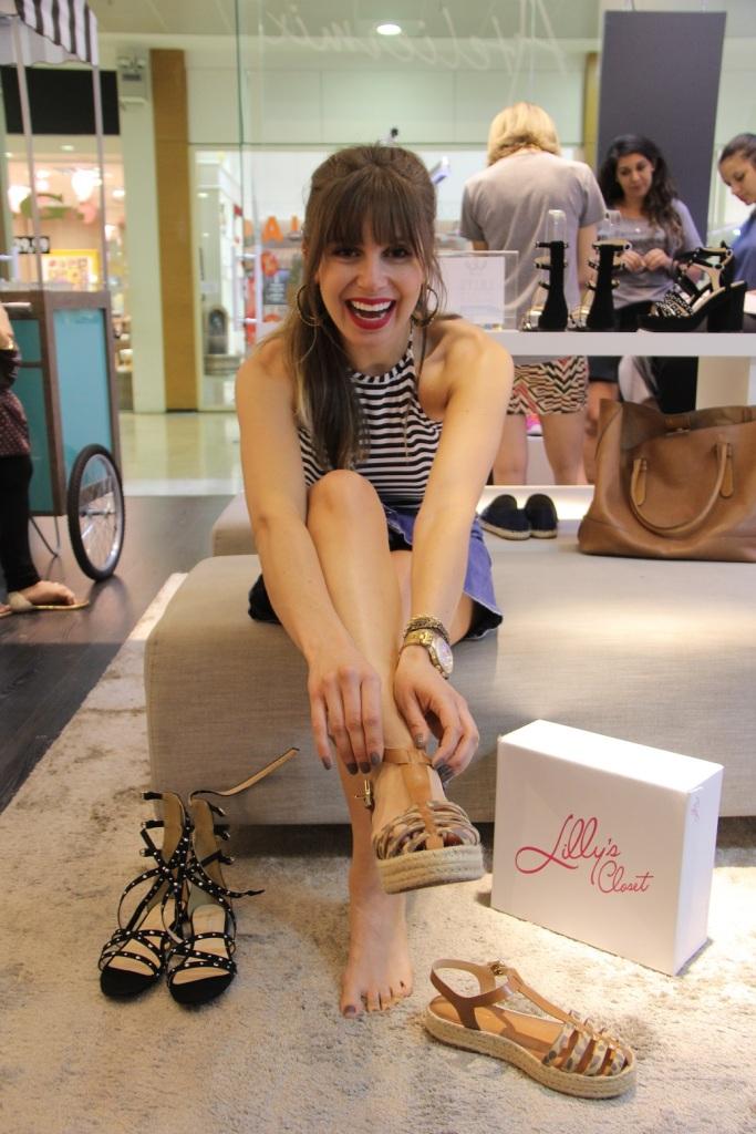 Mirella Welcome Lilly's Closet Ateliermix Bauru 6