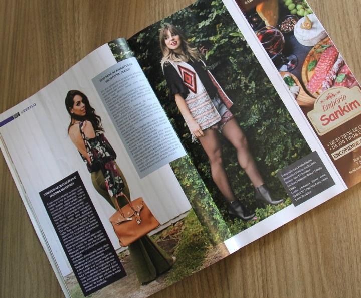 Revista AZ edição especial Mirella 1