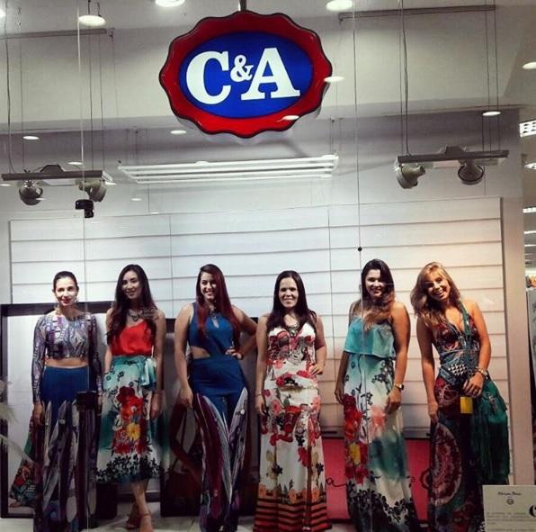 Mirella Adriana Barra para C&A 15