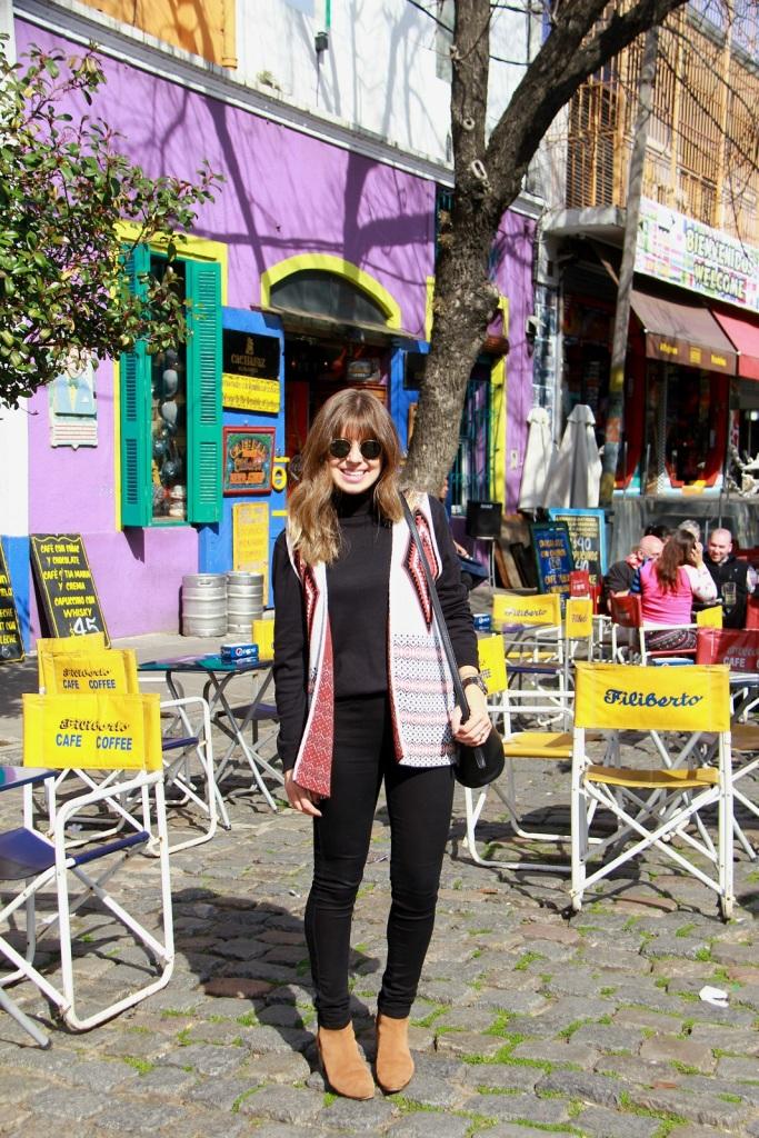 Mirella colete tribal Buenos Aires 10