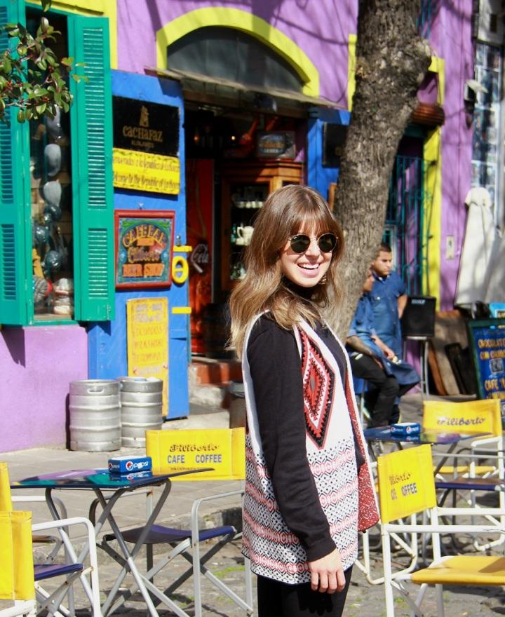 Mirella colete tribal Buenos Aires 11