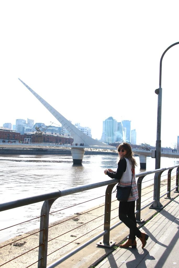 Mirella colete tribal Buenos Aires 5