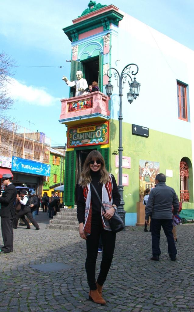 Mirella colete tribal Buenos Aires 8