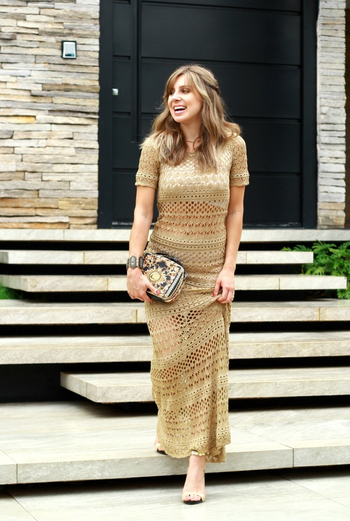 Mirella Vestido longo Carmen Steffens 142