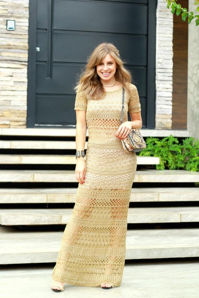 Mirella Vestido longo Carmen Steffens 22