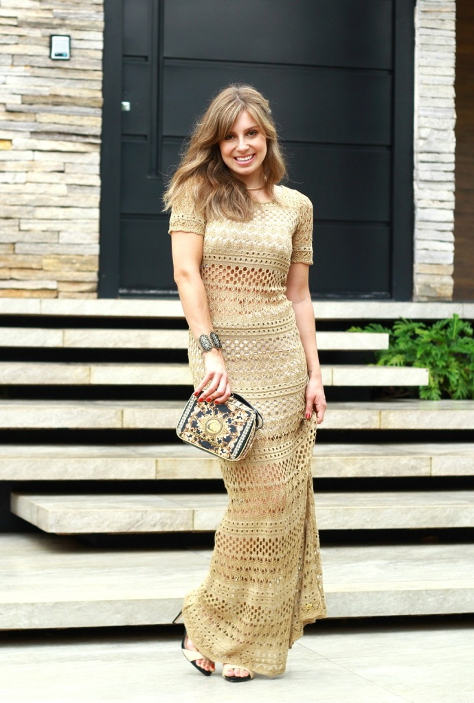 Mirella Vestido longo Carmen Steffens 32