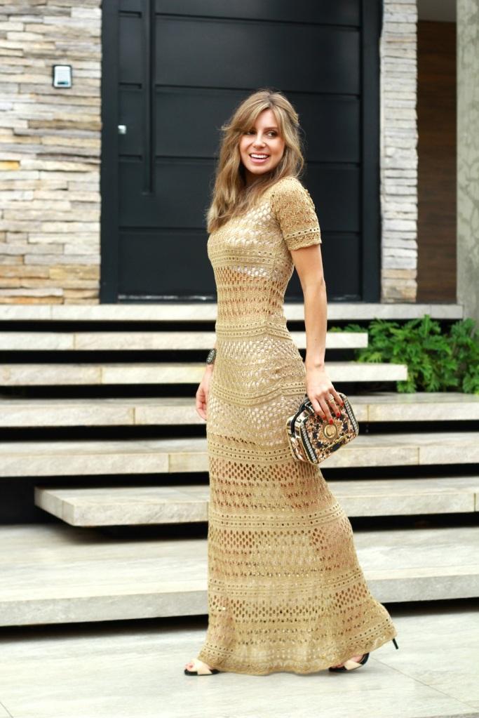 Mirella Vestido longo Carmen Steffens 72