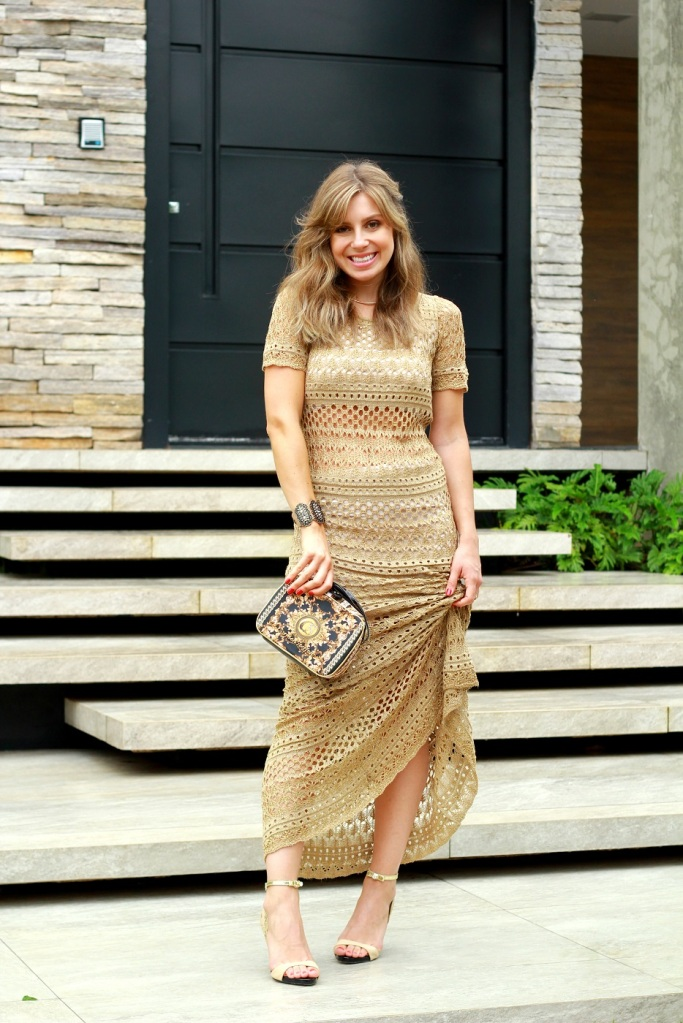 Mirella Vestido longo Carmen Steffens 82