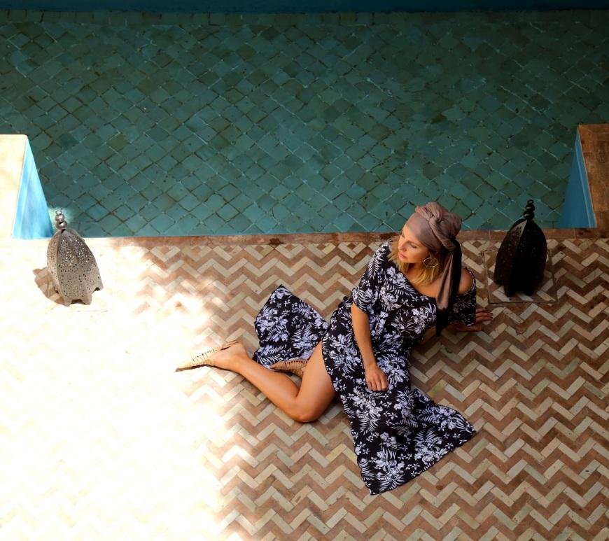 MARRAKECH – Moroccan outfit in our Riad! – Sobre o Marrocos b0a96eb1957d9